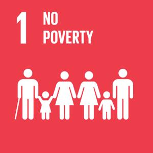1 – No poverty