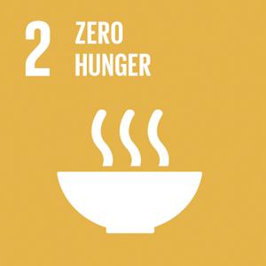 2 – Zero hunger