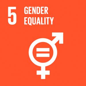 5 – Gender equality