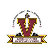 Georges Vanier Secondary School logo