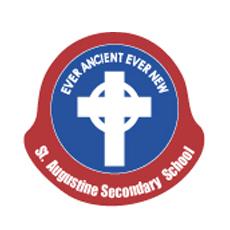 St. Augustine Secondary School logo
