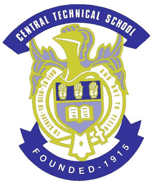 Central Technical School logo
