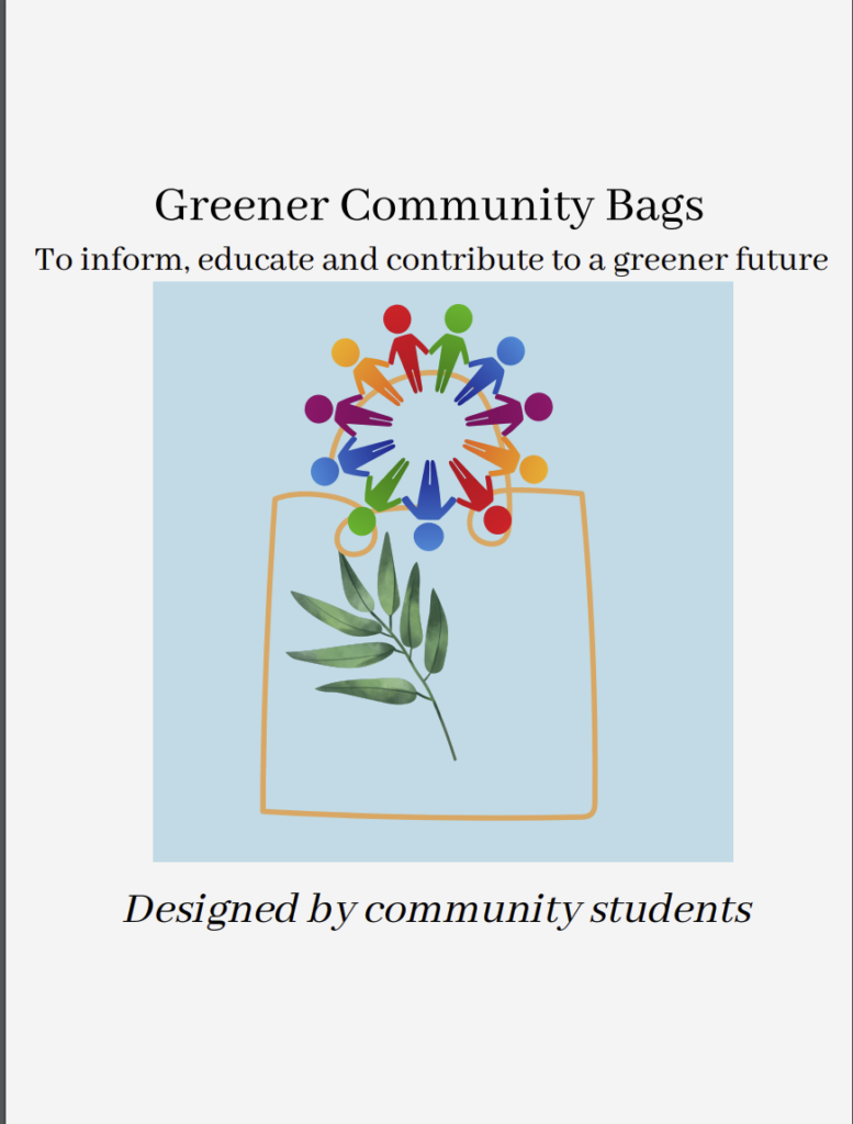 Greener Community Bags