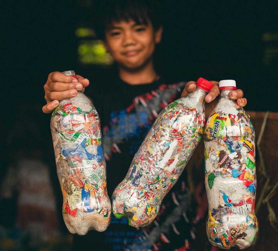Bottle Bricking